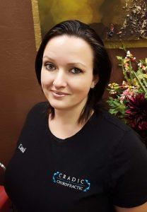 Cassi from Cradic Chiropractic in Yuma AZ