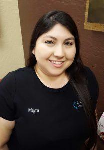 Mayra of Cradic Chiropractic